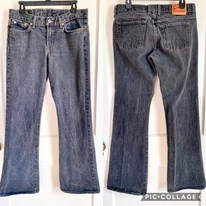 Lucky Brand flare sweet n low jeans